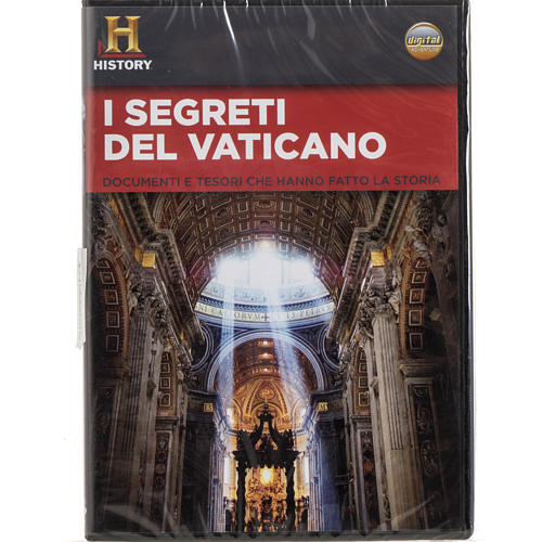 The secrets of the Vatican 1