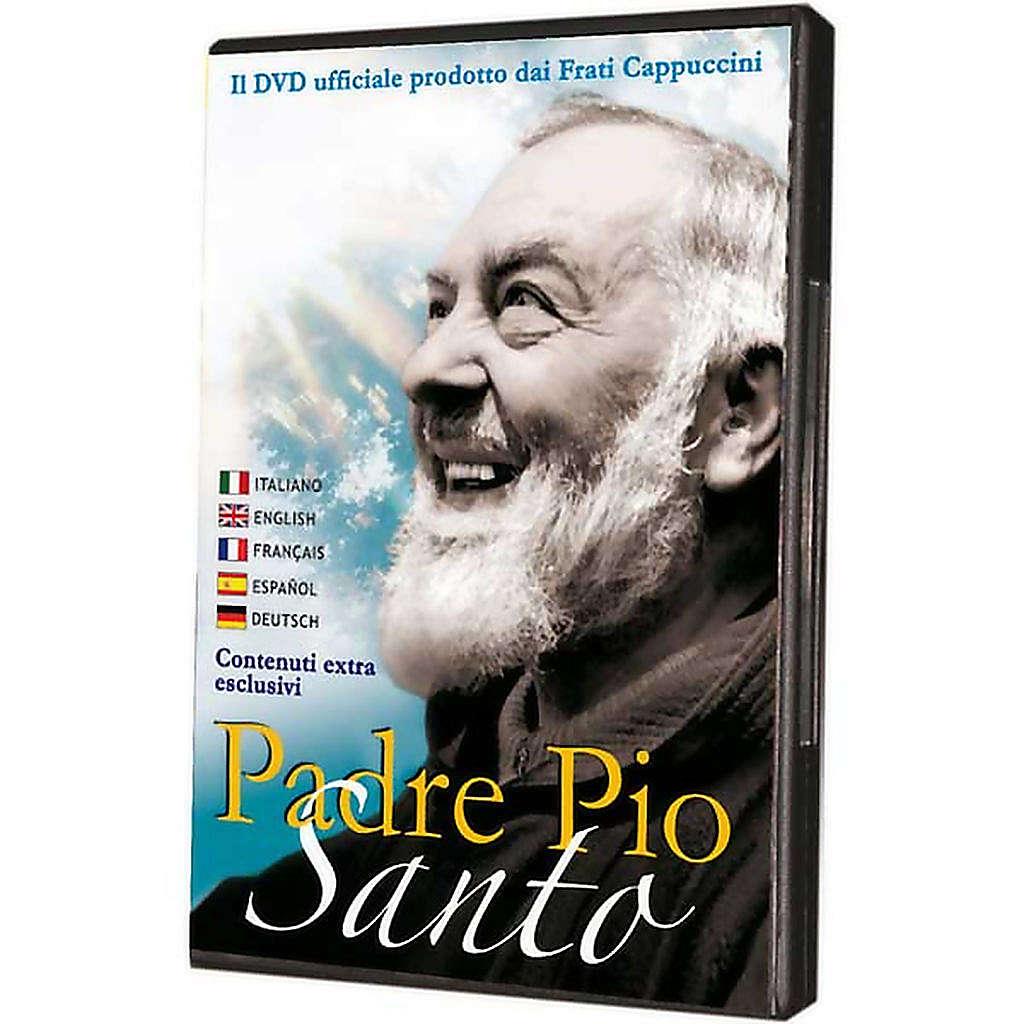 Padre Pio Santo DVD 3