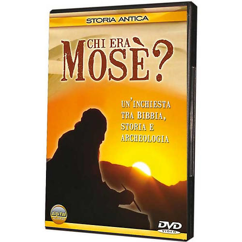 ¿Quién era Moisés? Lengua ITA Sub ITA 1