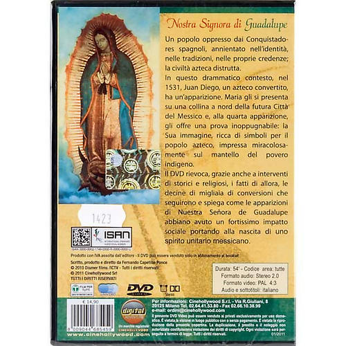 Notre vierge de Guadeloupe 2