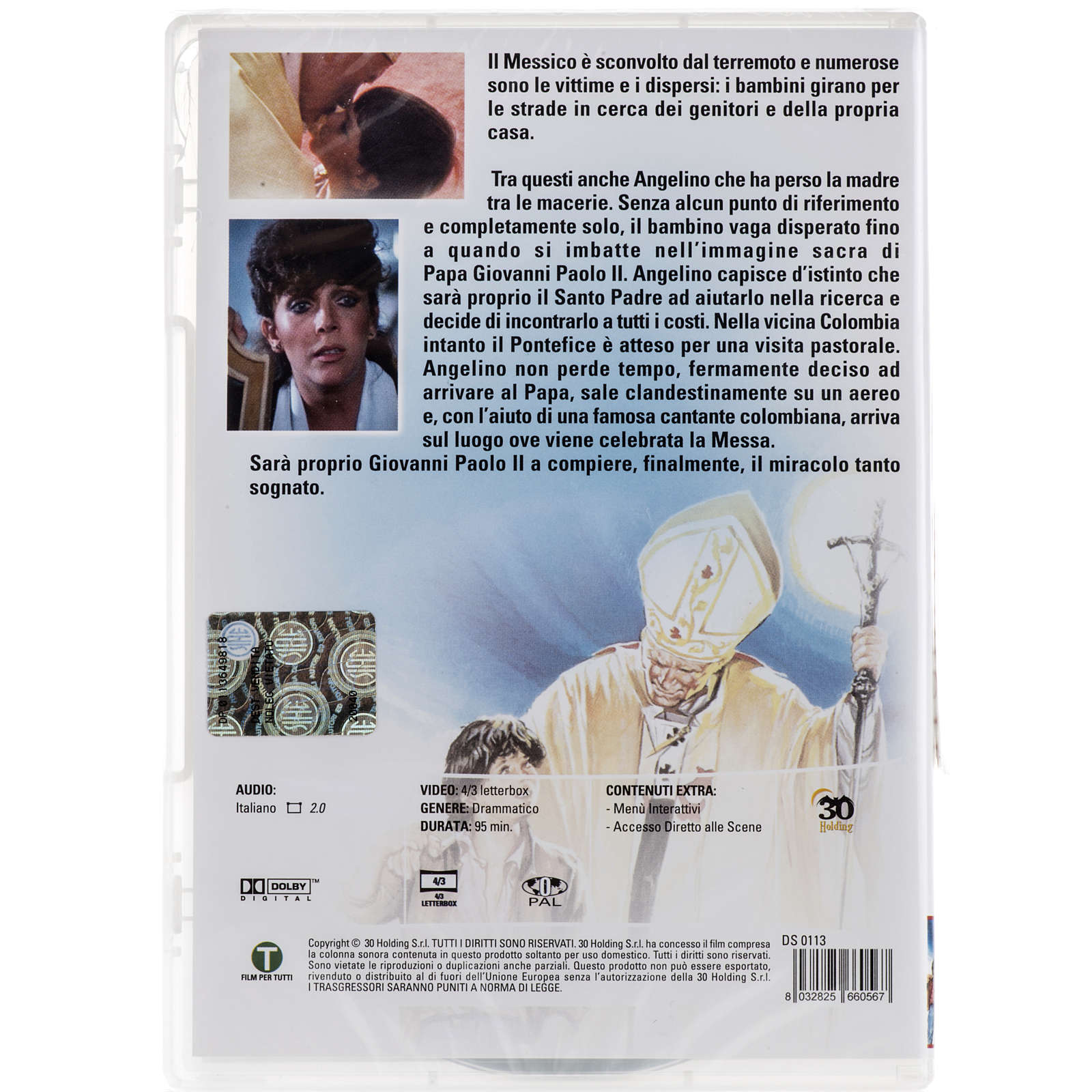 Il Papa mi aiuterà 3
