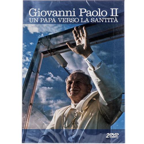Giovanni Paolo II un papa verso la santità - 2 DVD 1