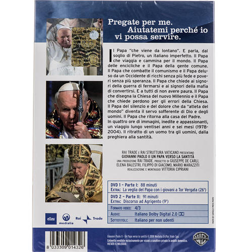 Giovanni Paolo II un papa verso la santità - 2 DVD 2