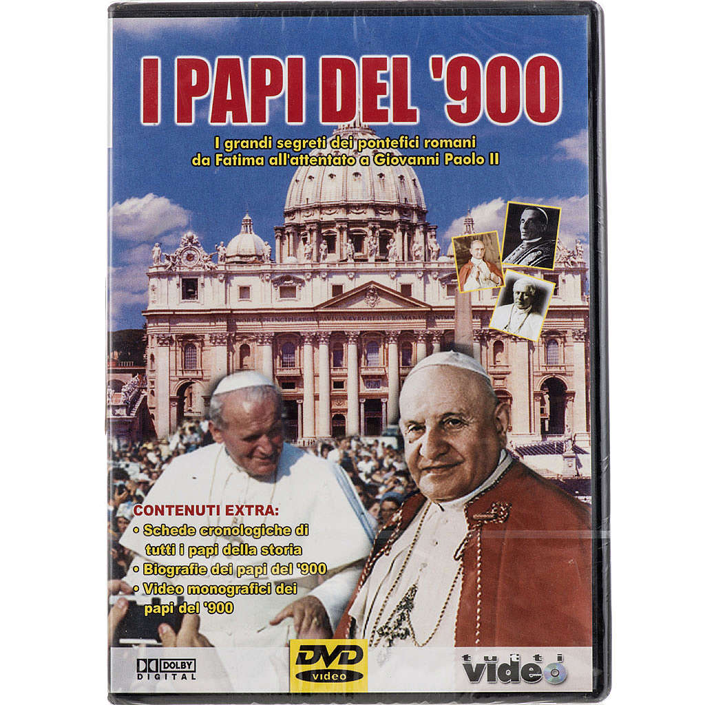 I Papi del '900 3