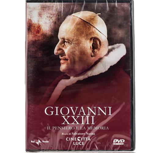 Giovanni XXIII il pensiero e la memoria 1