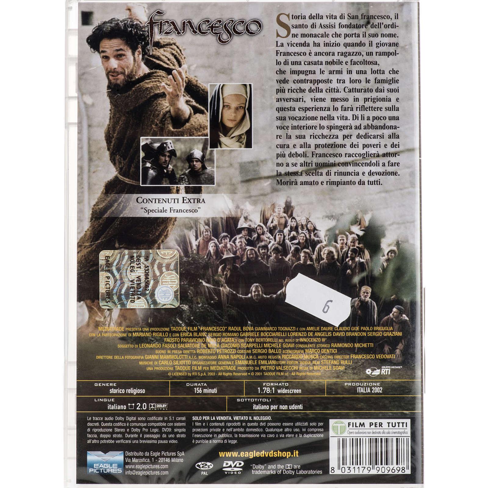 Francesco DVD 3