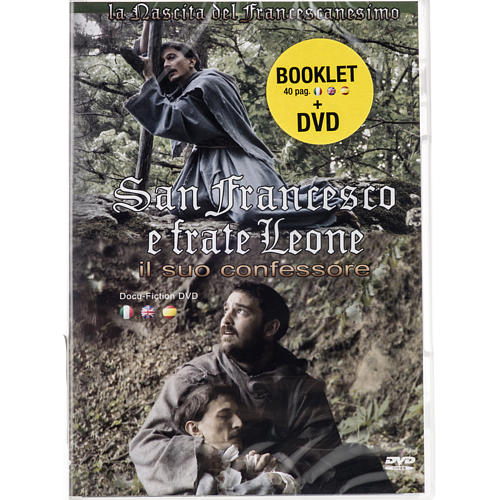 San Francesco e frate Leone il suo confessore 1