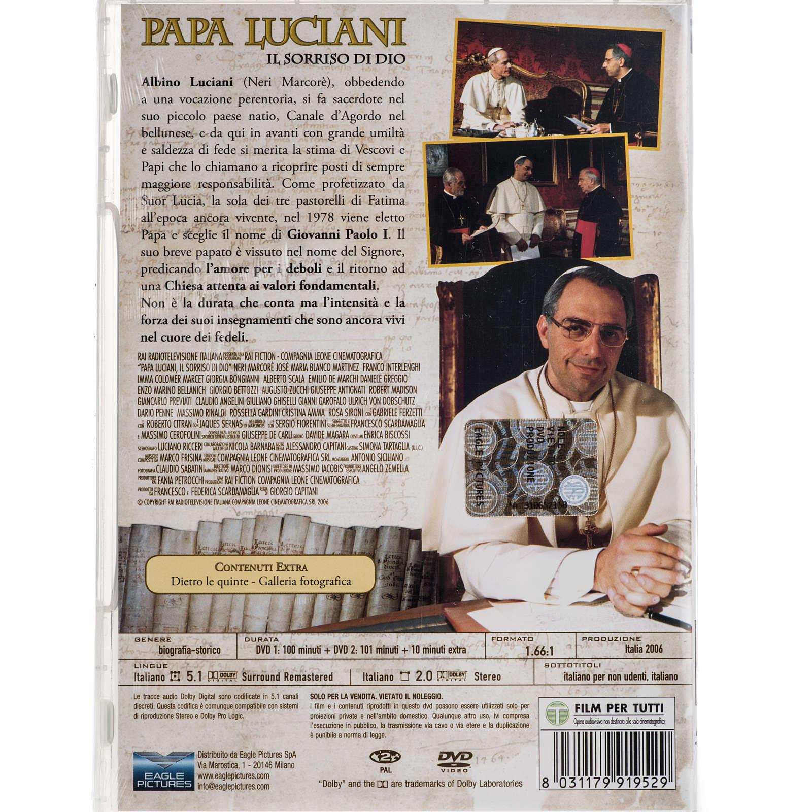 Papa Luciani il sorriso di Dio - 2 DVD 3