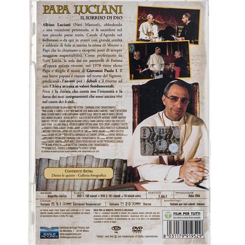 Papa Luciani il sorriso di Dio - 2 DVD 2