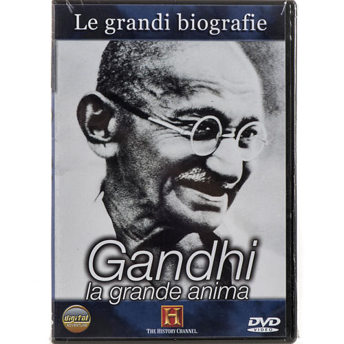Gandhi la grande anima 1