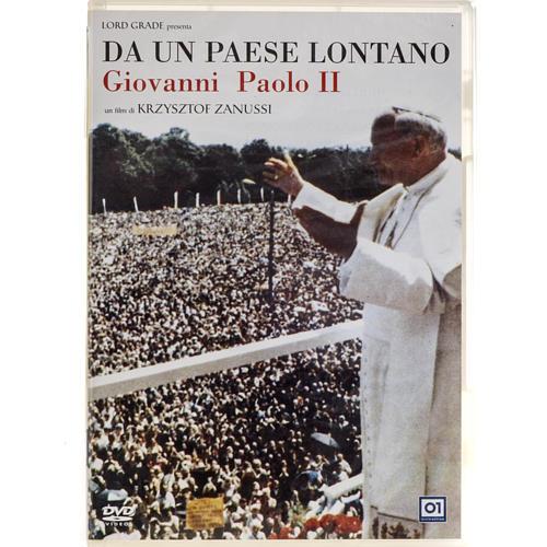 Da un paese lontano - Giovanni Paolo II 1
