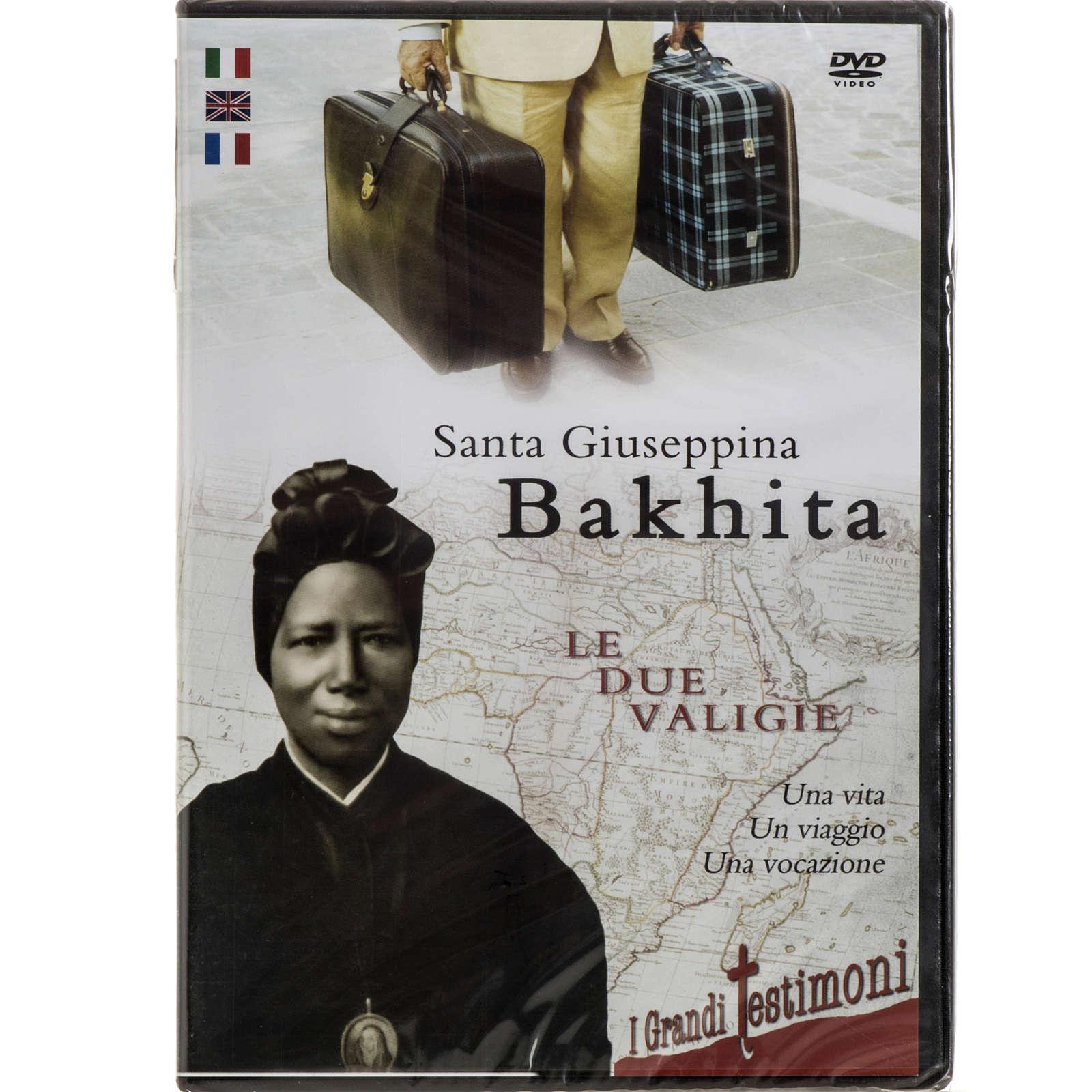Santa Giuseppina Bakhita - le due valigie 3