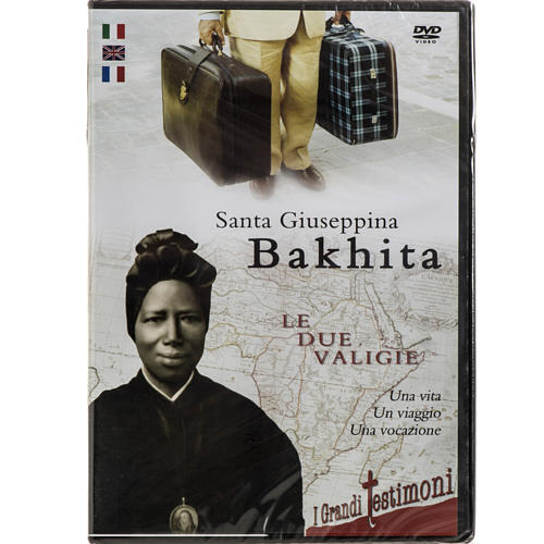 Santa Giuseppina Bakhita - le due valigie 1