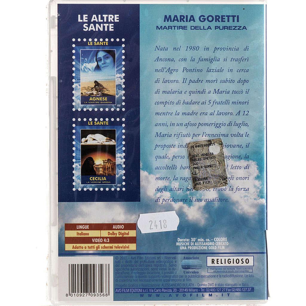 Le sante: Maria Goretti 3