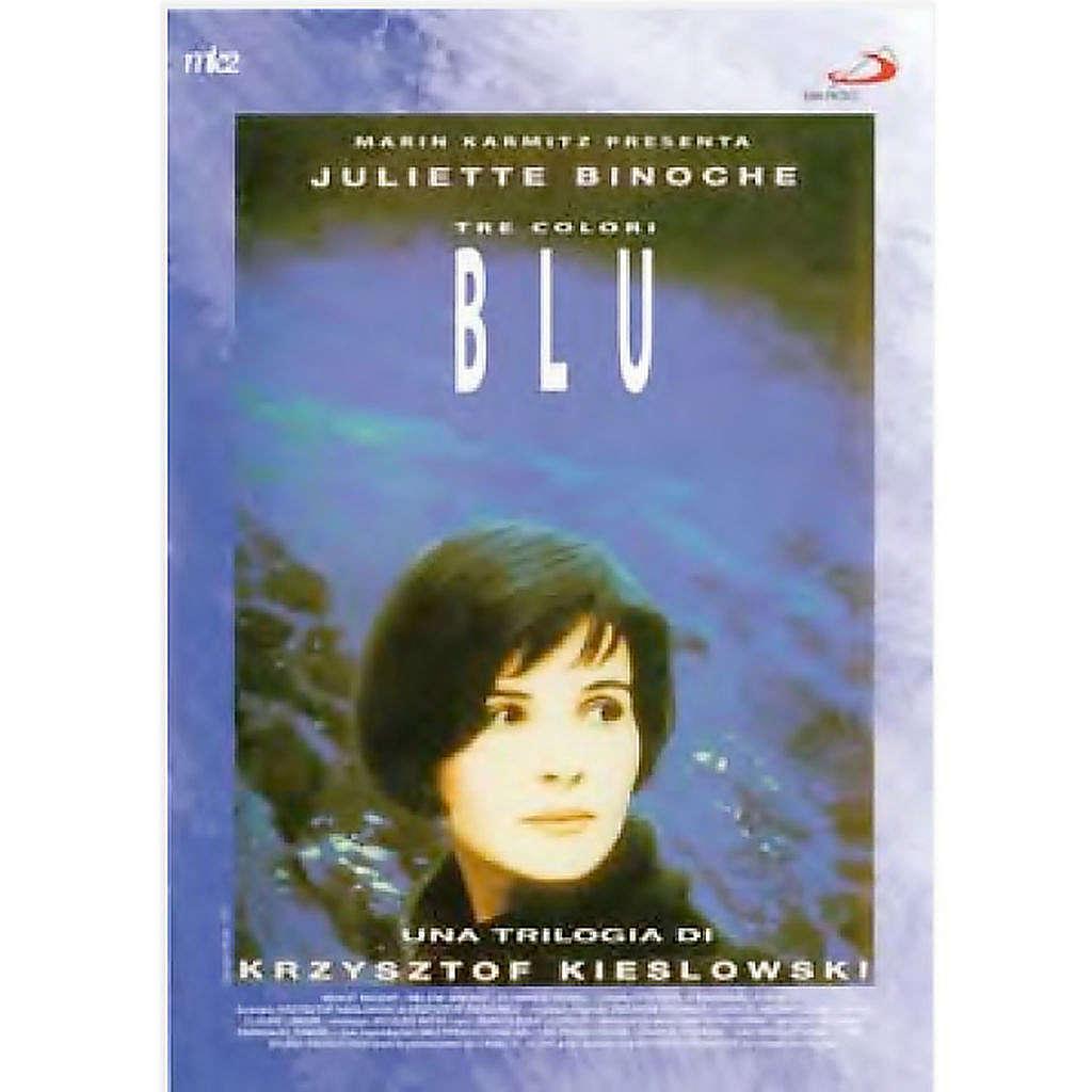 Tre colori: Blu 3