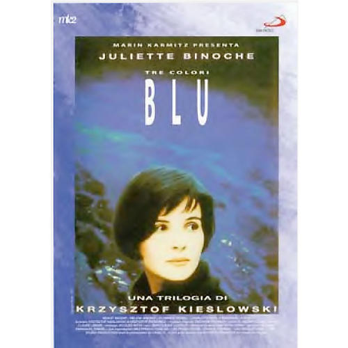 Three colours: Blue 1