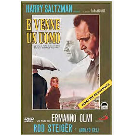 Religious DVDs: And there came a man (E venne un uomo)