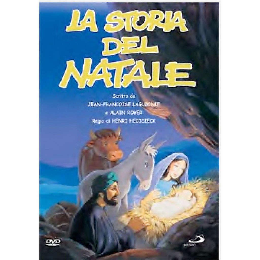 La historia de la Navidad. Lengua ITA Sub. ITA 3