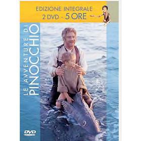 Las aventuras de Pinocho,2 dvd 5 h. Lengua ITA Sub. ITA s1