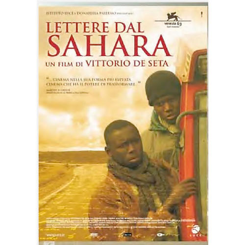 Letters from the Sahara 1