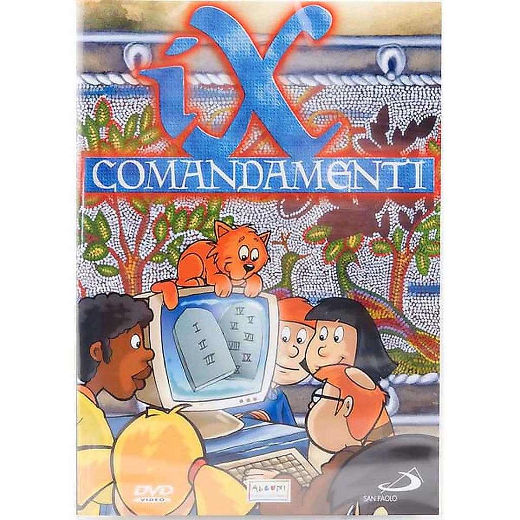 I dieci Comandamenti 3