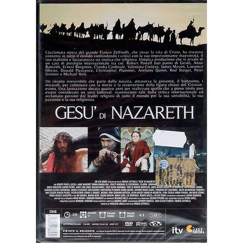 Jesus of Nazareth-2 DVD 3