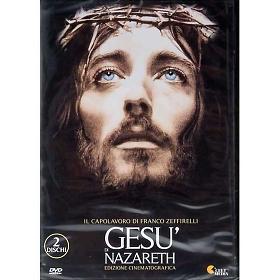 Jesus of Nazareth-2 DVD s1