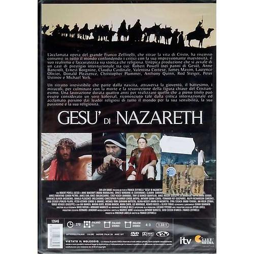 Jesus of Nazareth-2 DVD 2