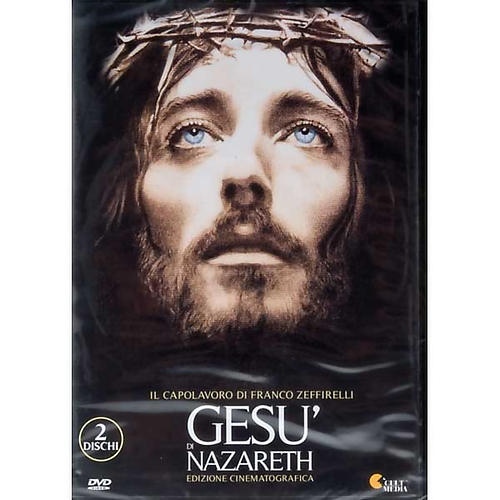 Jesus of Nazareth-2 DVD 1