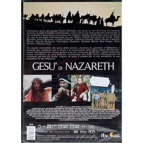 Jesus of Nazareth-2 DVD 2