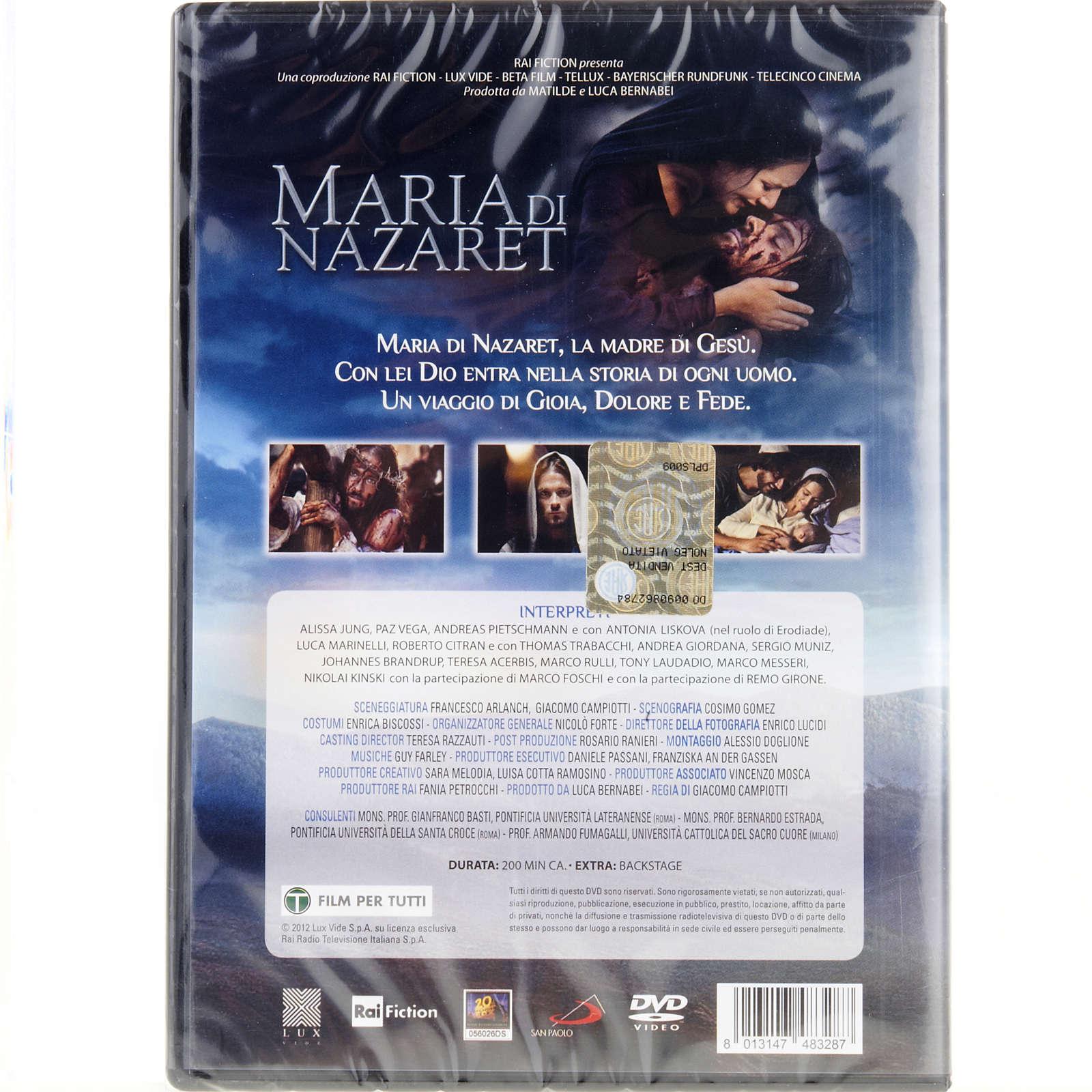 Maria di Nazareth DVD 3