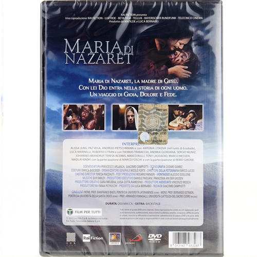 Maria di Nazareth DVD 2