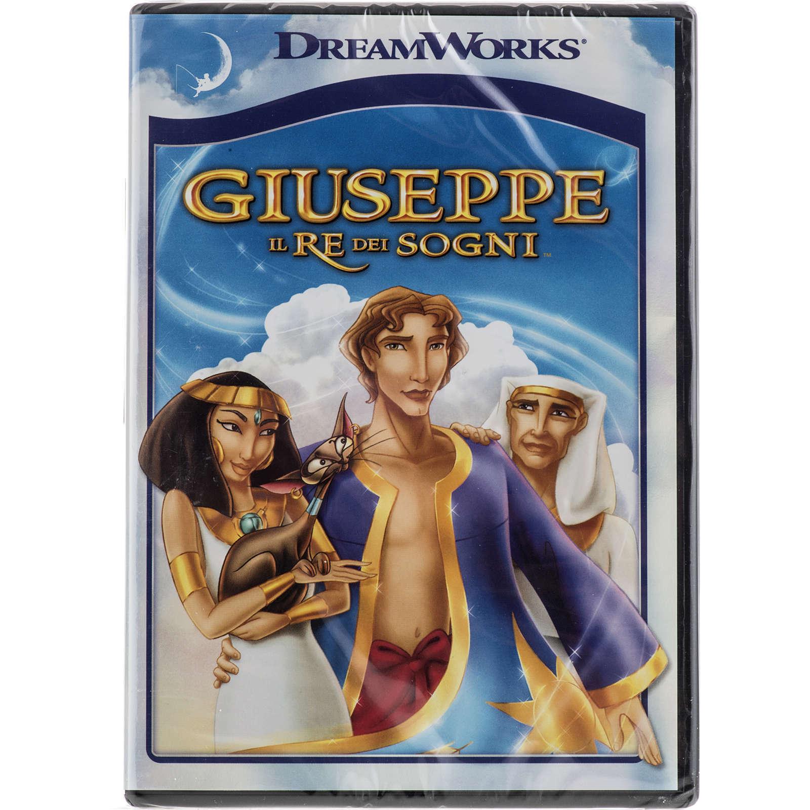 Giuseppe il re dei sogni 3