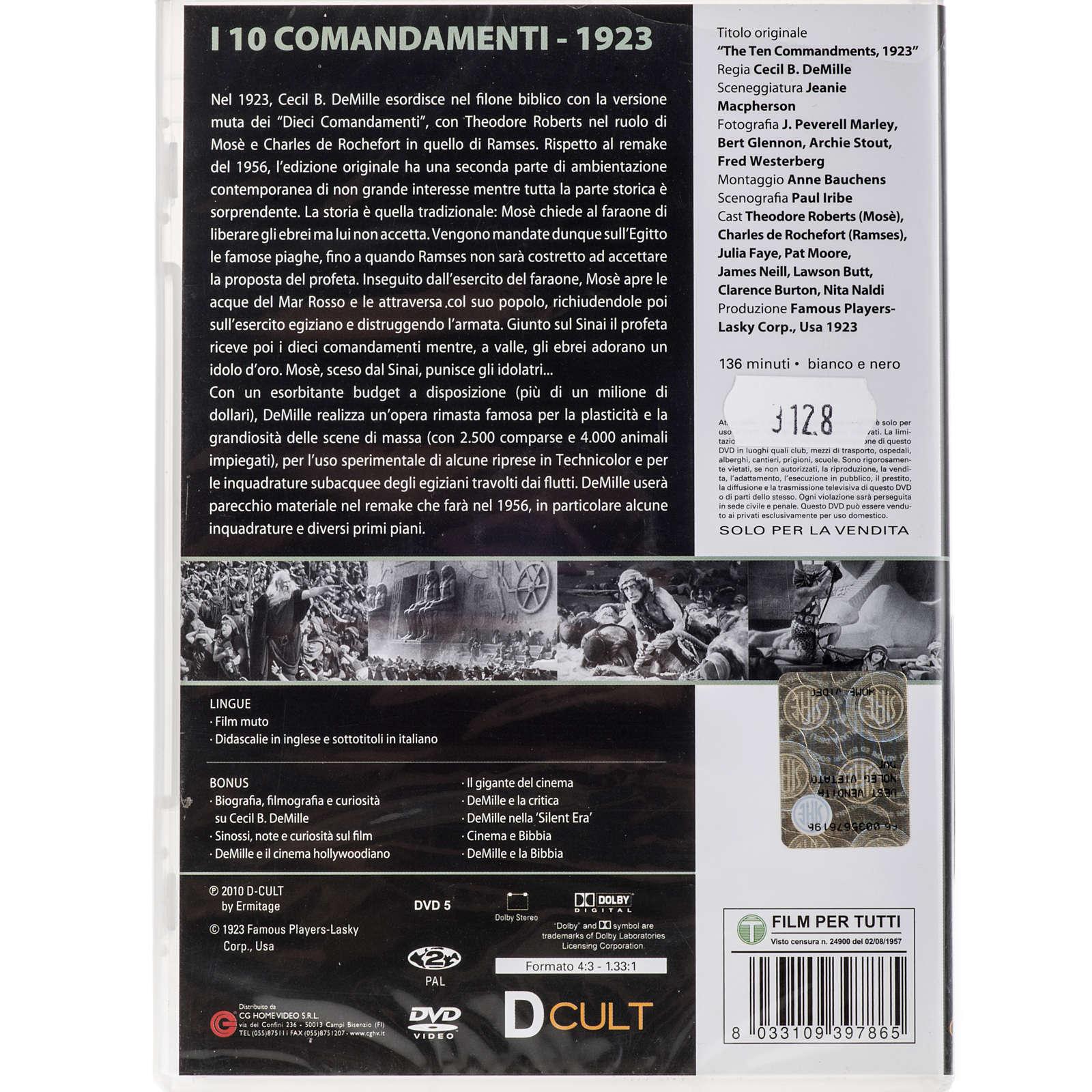 I dieci comandamenti 1923 3