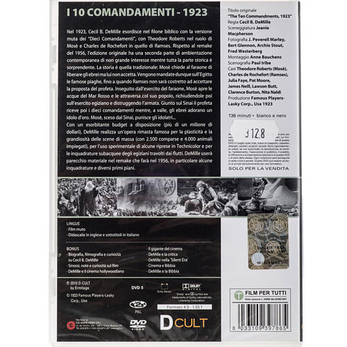 I dieci comandamenti 1923 2