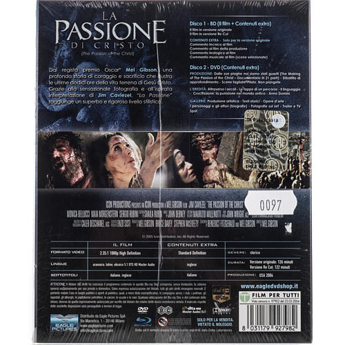 The Passion of Christ, 2 Blu-ray 2