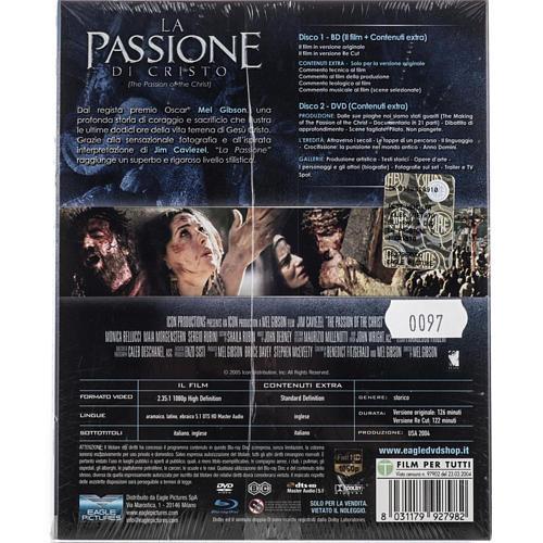 La Passione di Cristo, 2 Blu-ray 2