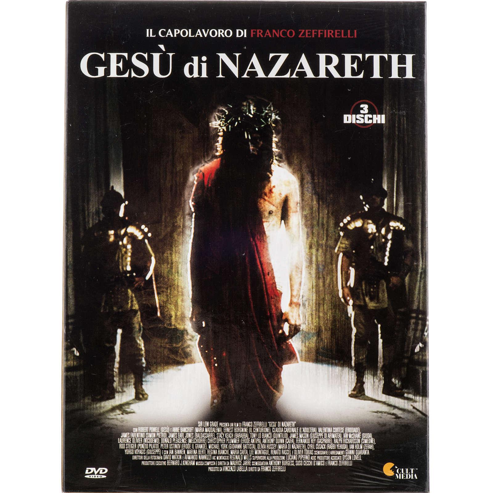 Gesù di Nazareth - 3 DVD 3