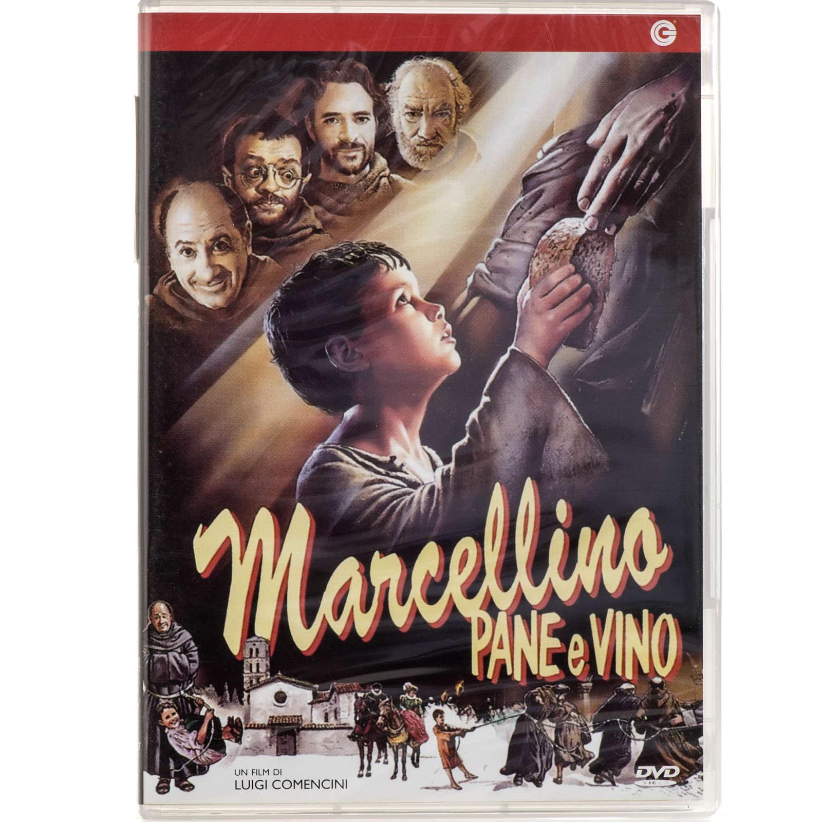 Marcellino pane e vino DVD 3