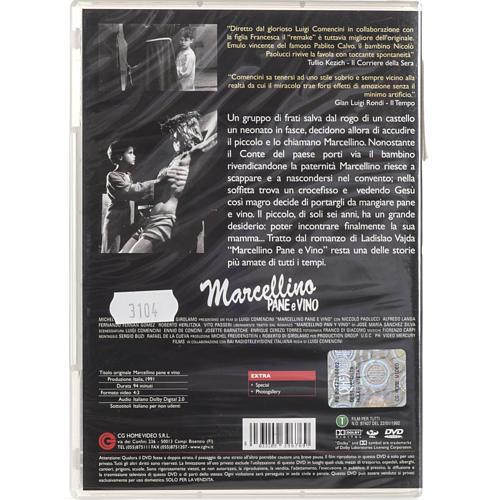 Marcellino pane e vino DVD 2