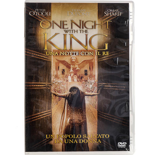 One night with the King (una notte con il re) 1