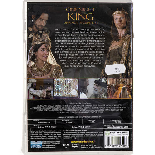 One night with the King (una notte con il re) 2