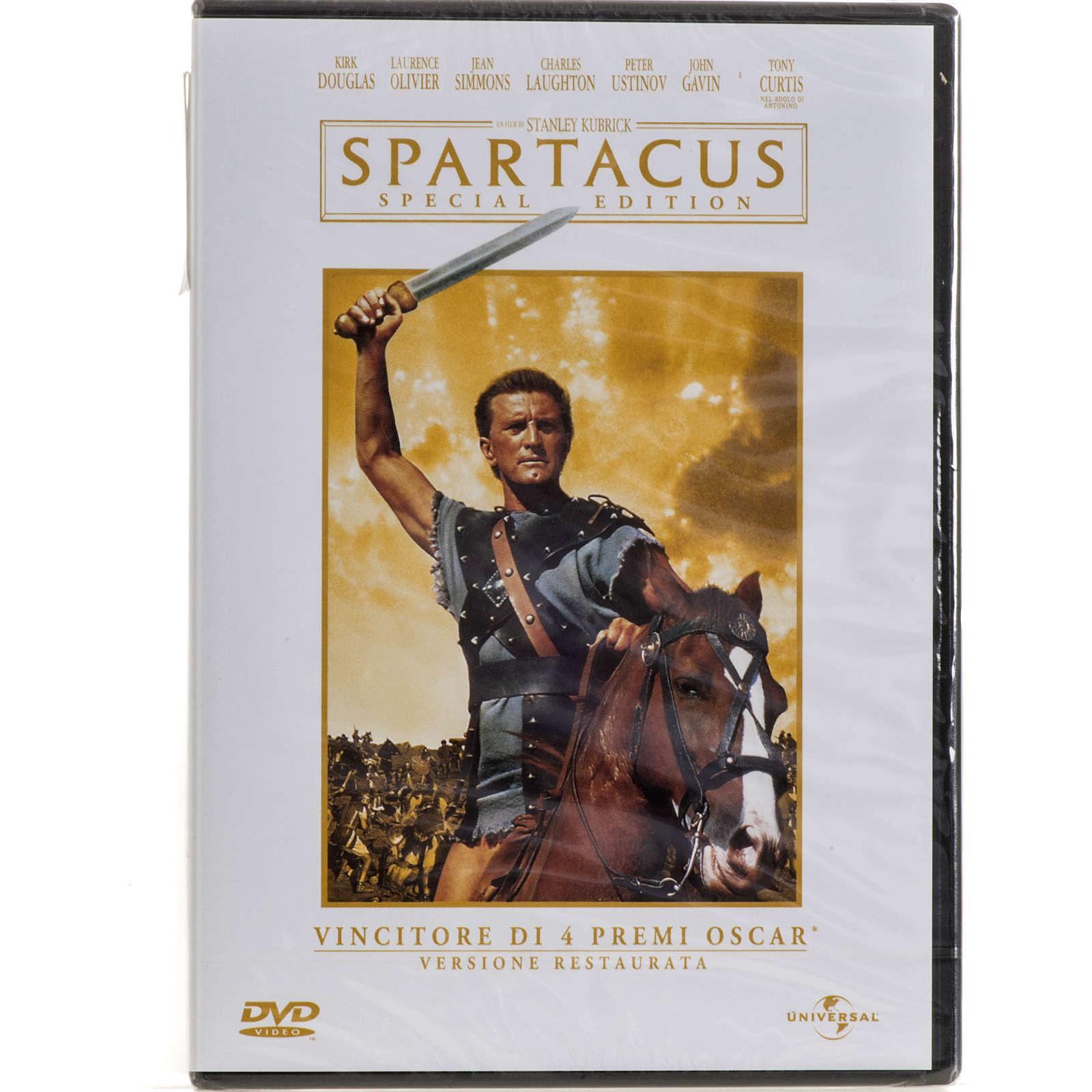 Spartacus 2 DVD 3