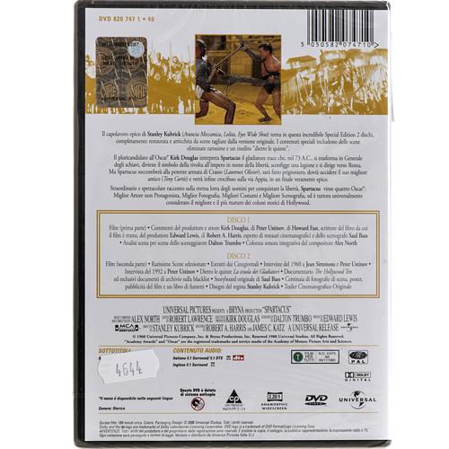 Spartacus 2 DVD 2