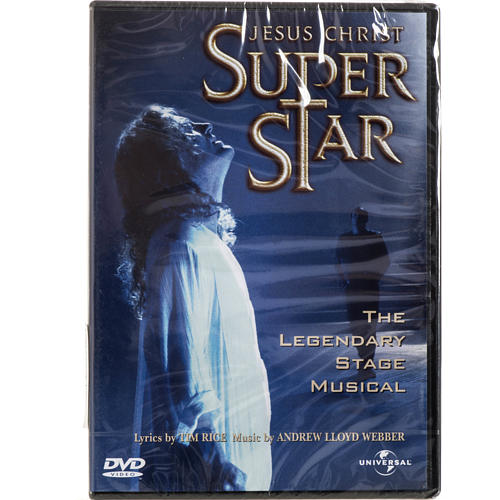 Jesus Christ Super Star The legendary stage musical 1