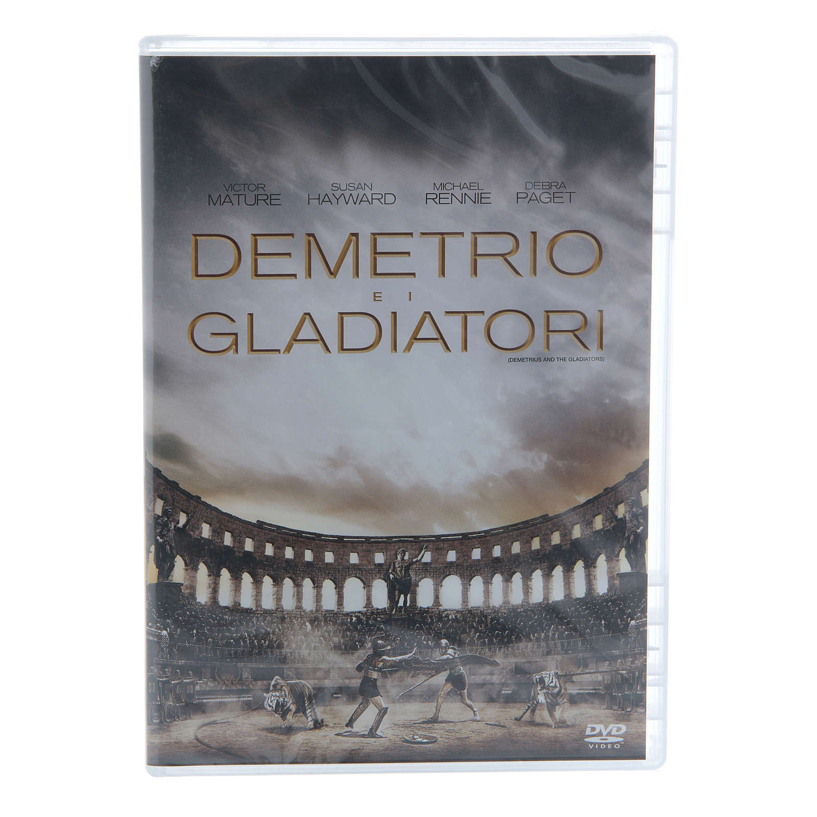 Demetrius and the gladiators 3