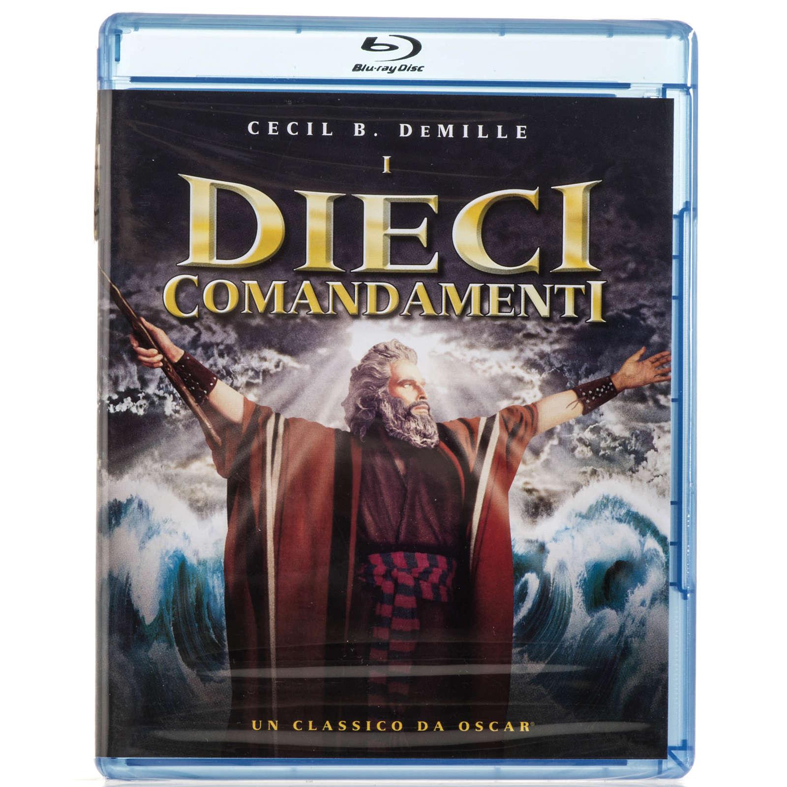 I Dieci Comandamenti Blu-Ray 3