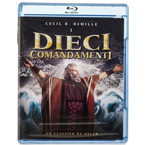 I Dieci Comandamenti Blu-Ray 1