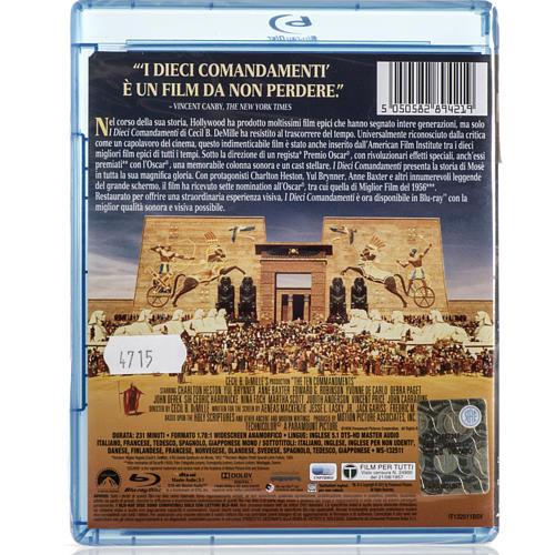 I Dieci Comandamenti Blu-Ray 2
