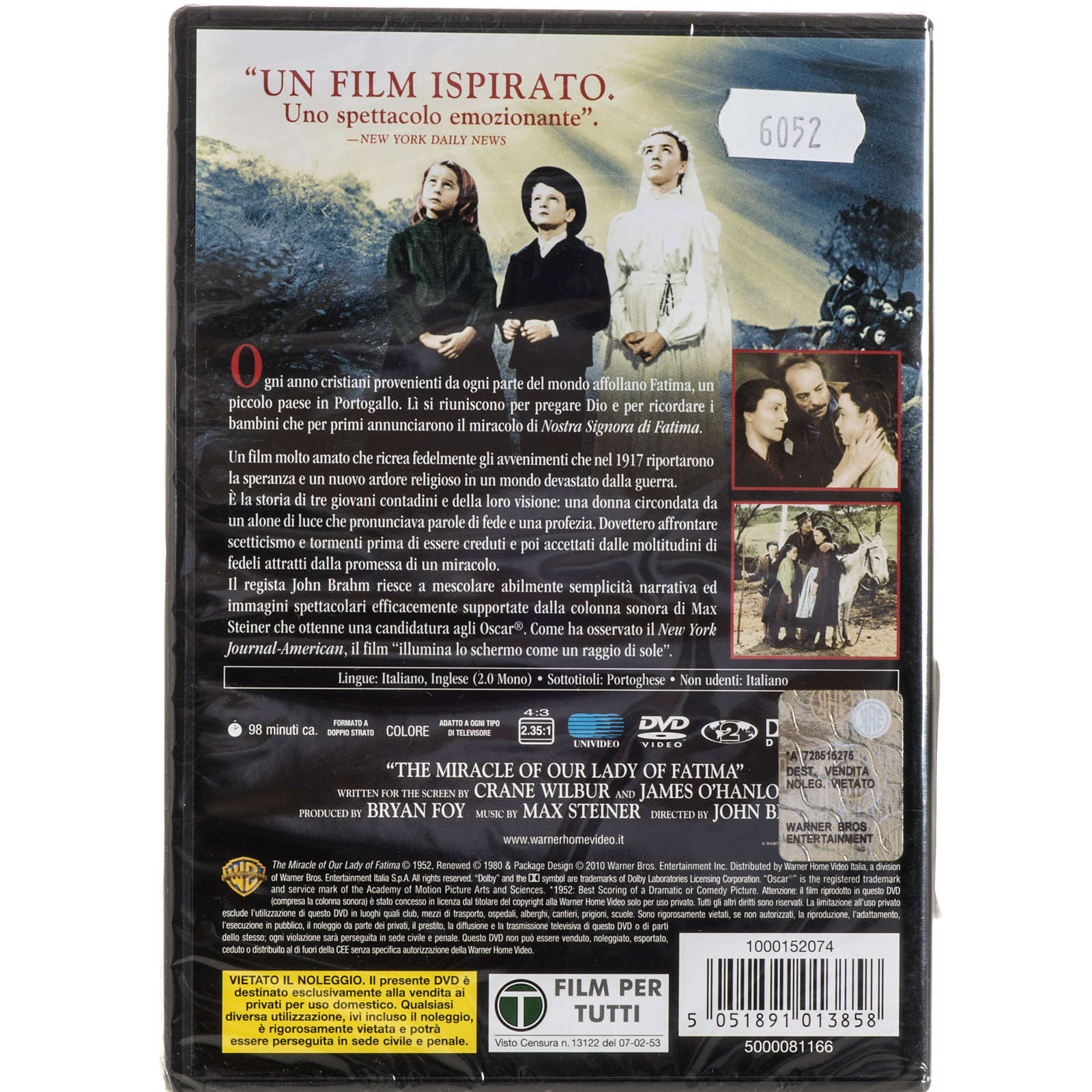 Our Lady of Fatima DVD 3
